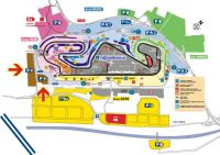 F1 ticket GP Spanien Parking F