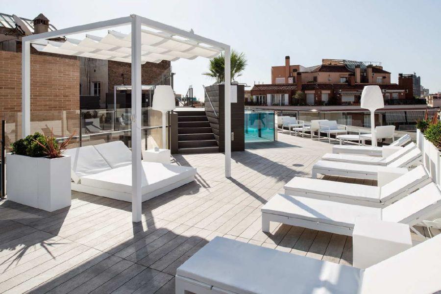 4 sterne pack hotel eixample 1864 katalonien gp formel 1. Black Bedroom Furniture Sets. Home Design Ideas