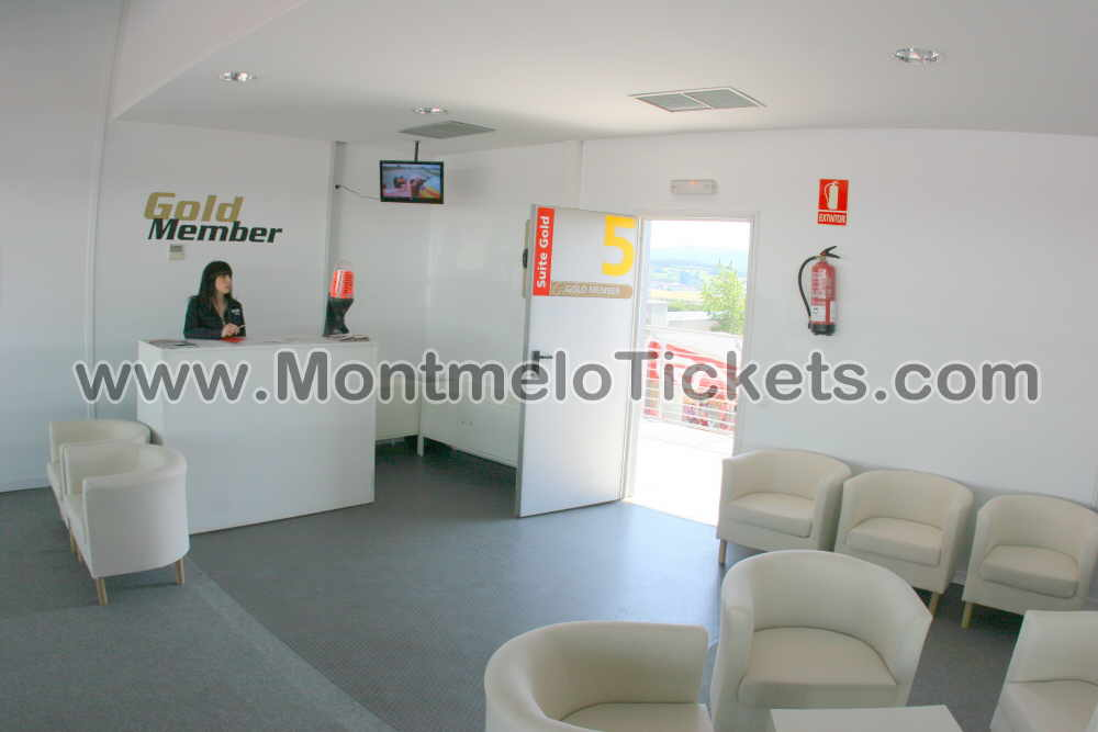 VIP Gold Suite Circuit de Catalunya